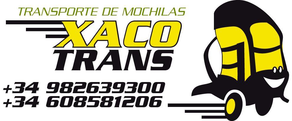 Transporte de mochilas XACOTRANS Camino de Santiago