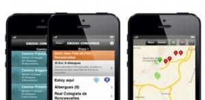 Camino de Santiago; la nueva aplicación