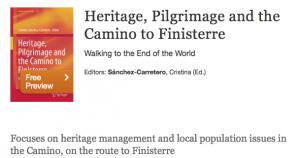 Libro Camino de Santiago CSIC