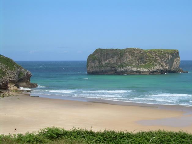 Camino-del-Norte-Playa-de-andrín
