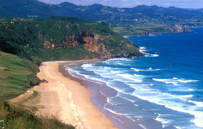 Camino-del-Norte-Playa-de-vega