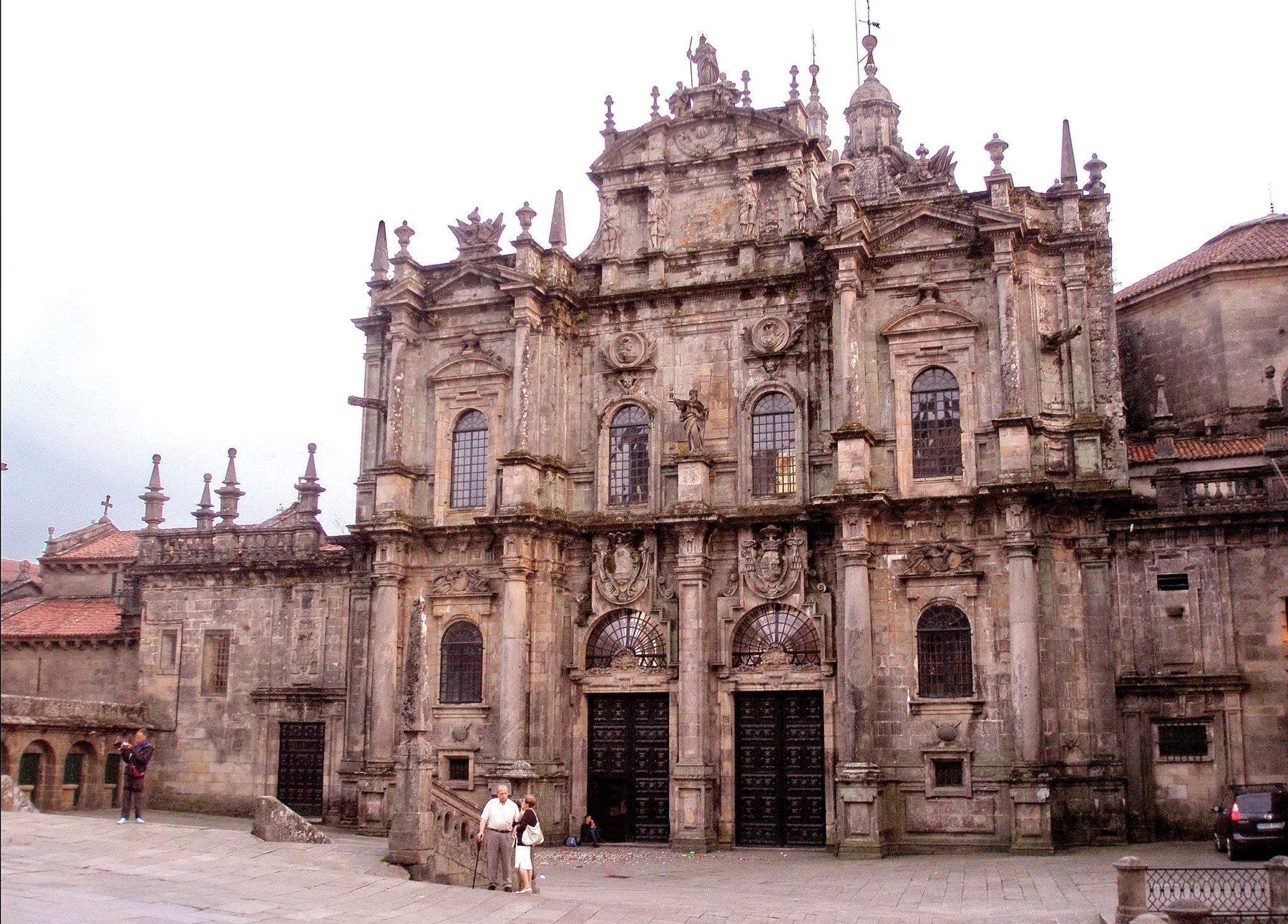 fachada_de_la_Azabachería_catedral_santiago