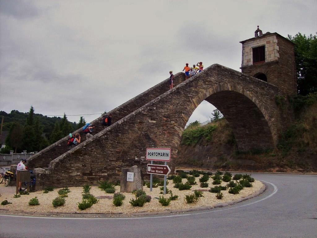 Camino_Santiago_en_Portomarín
