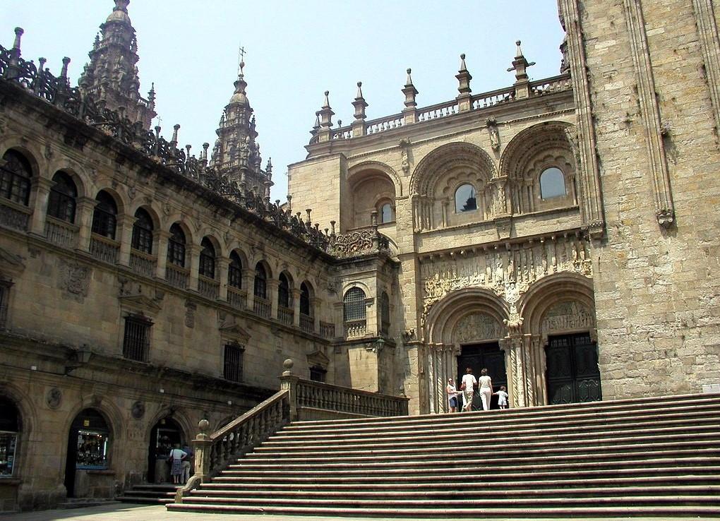 fachada_de_las_Platerías_catedral_santiago